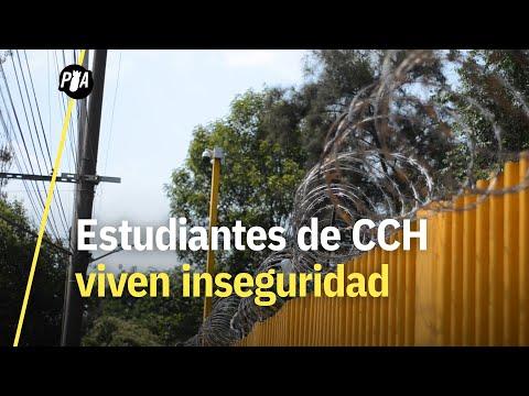 Estudiantes hablan sobre la inseguridad en los CCH de la UNAM