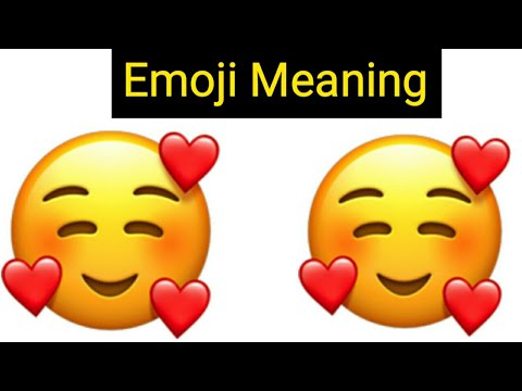 The Real Meaning Of Your Favorite Emoji,Whatsapp Emoji Meanings