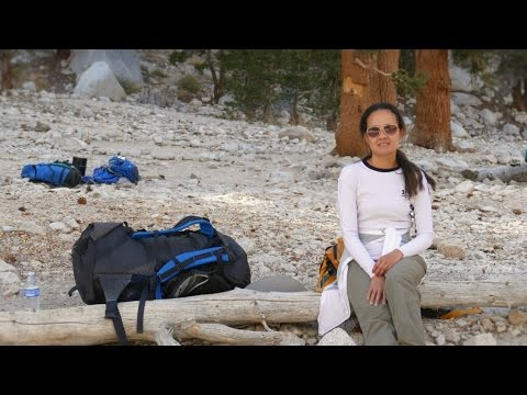 Same Day Walk-in Permit For Mt. Whitney Overnight - The Best Main Trail to Trail Camp. 4K UHD