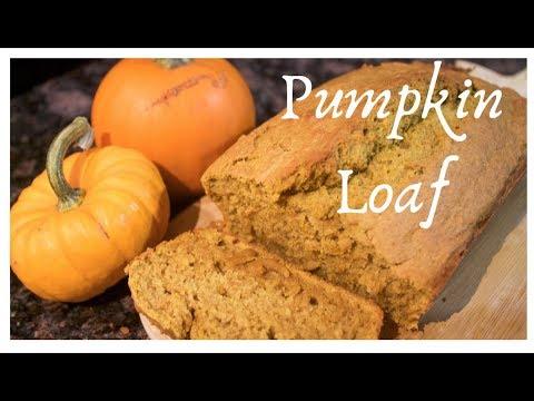 Pumpkin loaf   TasteoftheSouthPacific