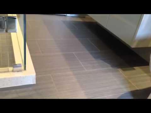 Narrow Bathroom - Vanity