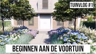 BEGINNEN AAN DE TUIN | TUINVLOG #1
