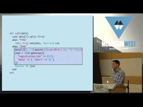 MountainWest RubyConf 2013 Code Smells: Your Refactoring Cheat Codes by John Pignata