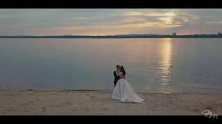 Wedding aero clip. Свадебный аэро клип. Свадьба с квадрокоптера.