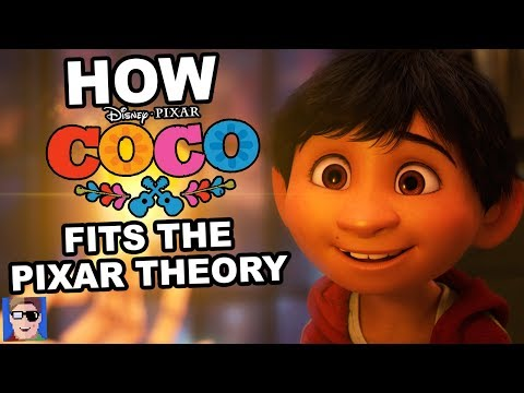How Coco Fits Into The Pixar Theory