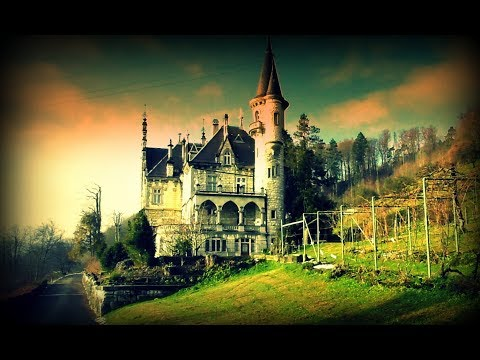 WORLD EXCLUSIVE - Sleeping Beauty Castle in Switzerland - Part Two {The Inner Sanctum}