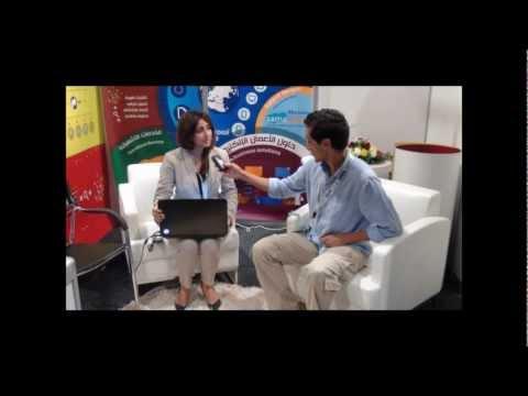 Mona El Zoghby interview with Oryx Radio Qatar - OCT 2012