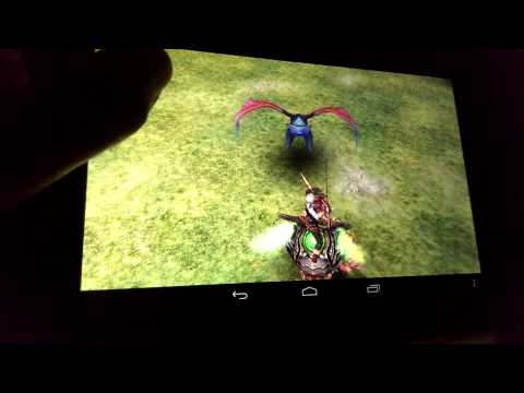 DrakeRider Gameplay - Fight- Square Enix Co.,ltd.
