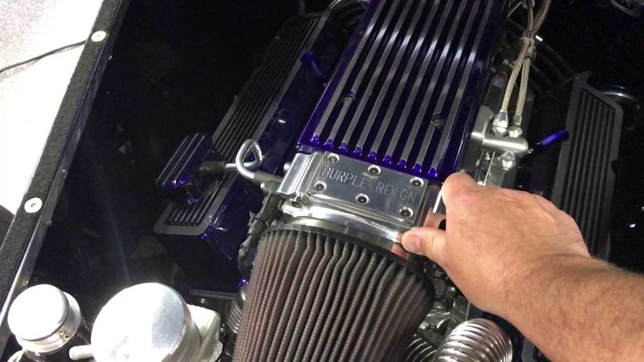 383 Stroker Fuel Injected