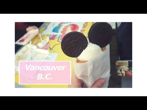 a weekend in Vancouver B.C. 「VLOG」