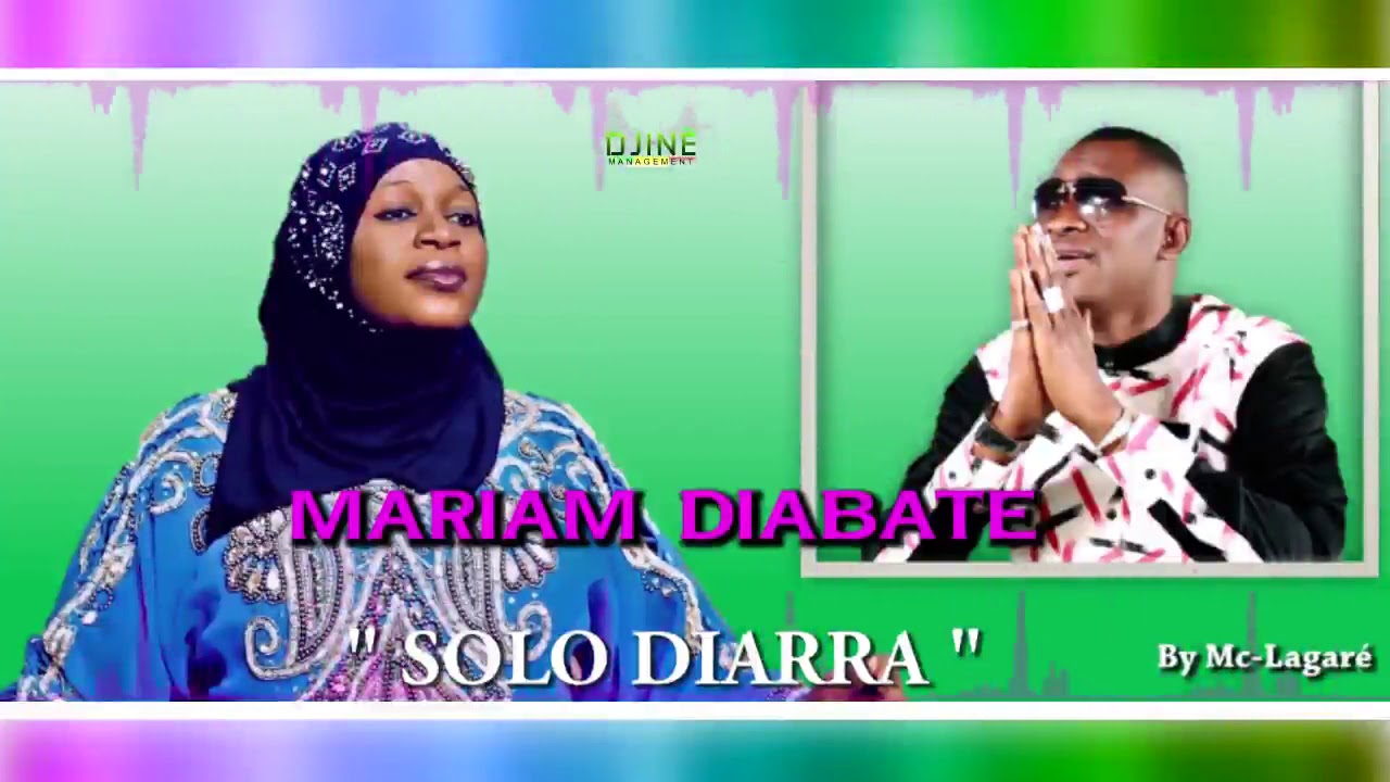 Download ZIKIRI MARIAM DIABATE SOLO FASSA (OFFICIEL SON)2019