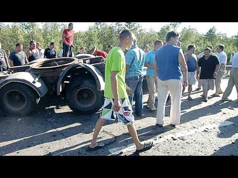 Авария на Мурманском шоссе Пятница 13