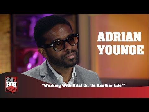 """adrian-younge---working-with-bilal-on-""""in-another-life""""-(247hh-exclusive)"""