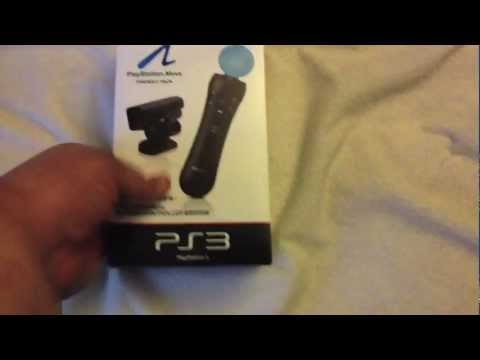 Playstation Move Motion Controller and Playstation Eye USB Webcam