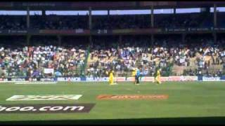 cricket world cup 2011 ponting entry.mp4