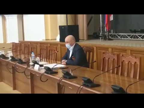 Игорь Артамонов прокомментировал скандальную запись совещания
