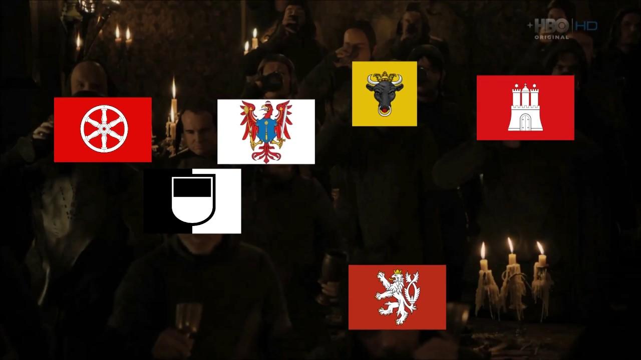 Uniting HRE [EU4 meme]