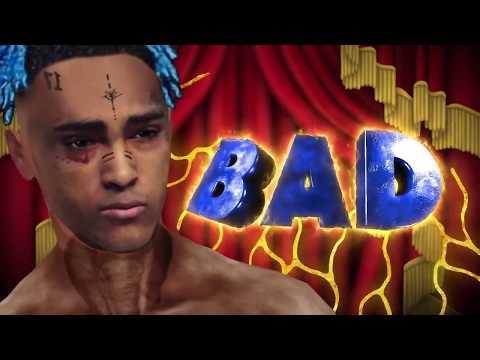 XXXTENTACION - BAD! [CLIP ANIMATED]