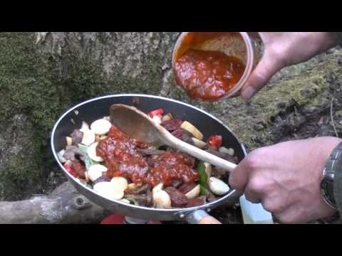 Whisper 149 - Cooking in the Woods