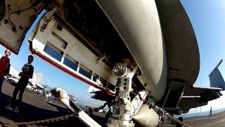 "USS enterprise CVN-65 NAPLES gopro HERO2 720p HD by Fefethepilot / BIG ""E"" a Napoli"