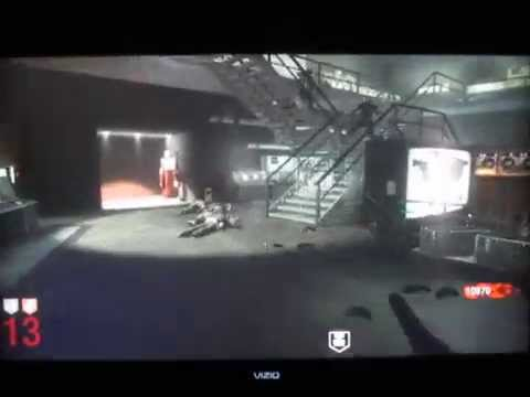 call of duty black ops how to kill george