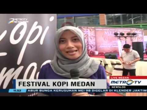 Medan International Coffee Festival (MICF) 2016, Annual Coffee Event in North Sumatra