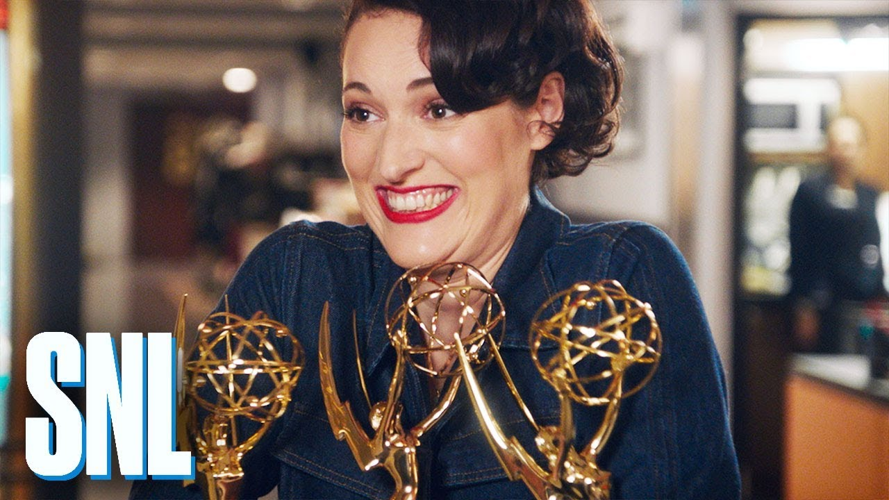 Phoebe Waller-Bridge on 'SNL': 3 Sketches You Have to See