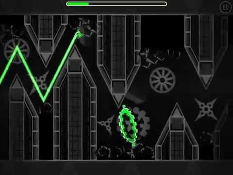 Geometry Dash Demon Level - Error 13 By Zepher (me)