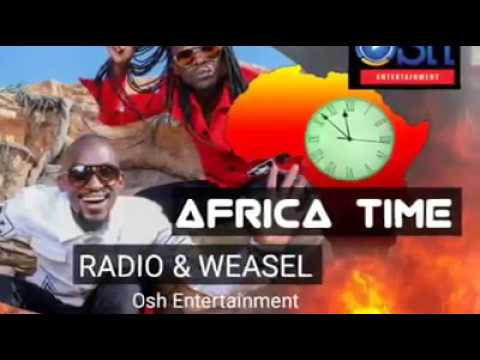 radio and weasel africa time angel music