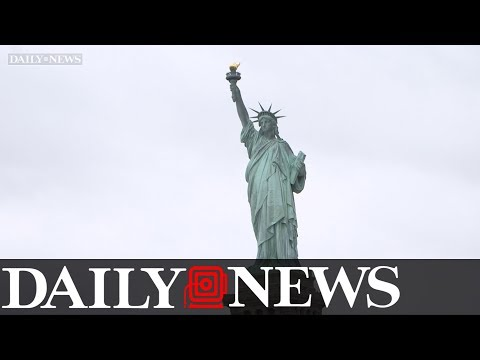 A new museum for the Statue of Liberty