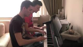 Скачать Passacaglia By Handel Halvorsen Modern Duet Andrea Et Furkan Quatremains
