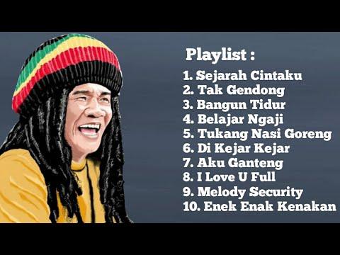 Embah Surip [ Full Album ] Paling Terpopuler Ditahun 2004 | Lagu Reggae Indonesia
