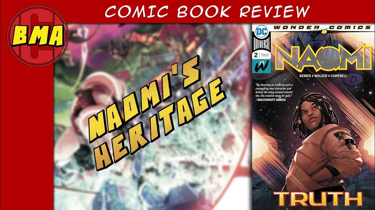 Review of Naomi #2