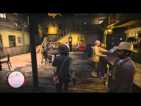 Red Dead Redemption - Saloon Piano Songs