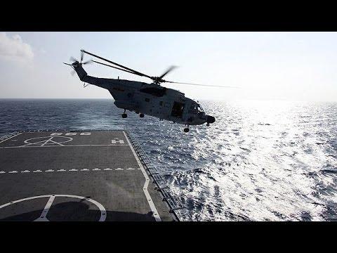 De Nouveaux Moyens Pour Rechercher L Avion Disparu Du Vol Mh370 Youtube