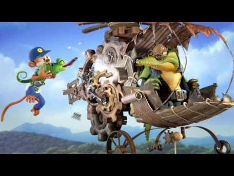 Coco Pops Croco Copter - TV Commercial 2014