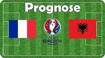 Frankreich vs Albanien 🍟 EM 2016 🍟 Gruppe A 🍟 Fifa Prognose