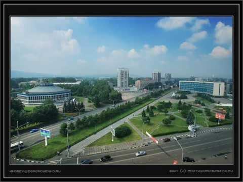 Мой город Новокузнецк..wmv