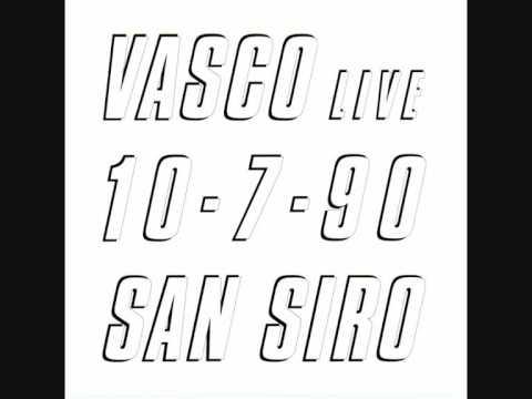 Vasco Rossi-Colpa d'Alfredo (live San Siro 10-07-90)