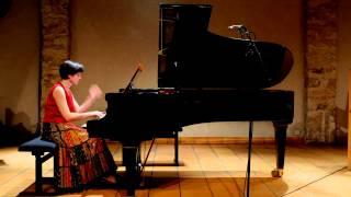 R. Schumann - Le cavalier sauvage (op. 68) - Florence Robineau