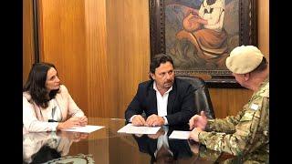 Video: El Hospital Militar se suma como centro de referencia COVID_19