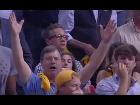 NBA Crowd Silencers Compilation