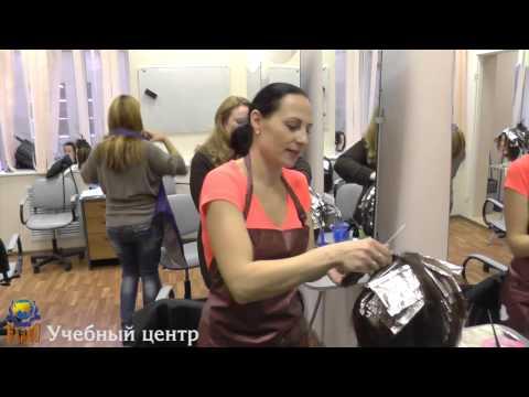 Курсы парикмахеров - Обучение на парикмахера - Курсы