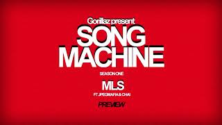Gorillaz - MLS (feat. JPEGMAFIA and CHAI) Preview