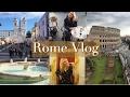 My Rome Travel Vlog | February 2017