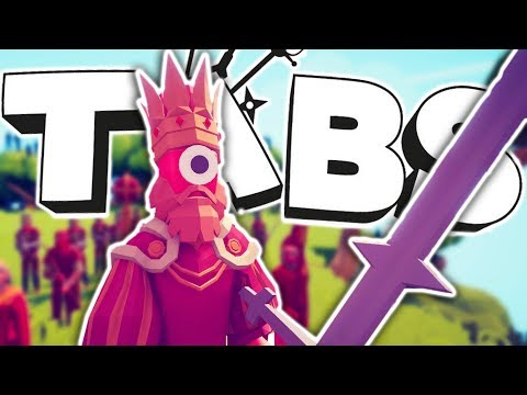 THE SUPER SECRET CYCLOPS KING | Totally Accurate Battle Simulator #4