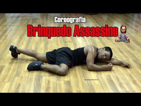 Tati Zaqui - Brinquedo Assassino | Coreografia Kaick Diniz thumbnail