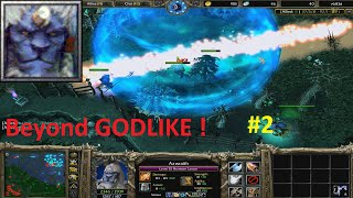 DotA 6.83d - Phantom Lancer Beyond GODLIKE ! #2 (ULTRAAA KILL)