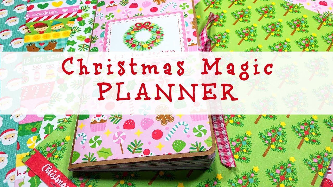 DIY Christmas Planner | Christmas in July