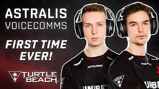 ASTRALIS VOICE COMMS #1 | For the first time ever!